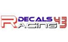 RACING DECALS 43